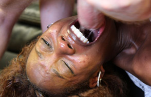 Aysha Anderson Ghetto Gagged
